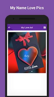 Download My Name Love Pics Free