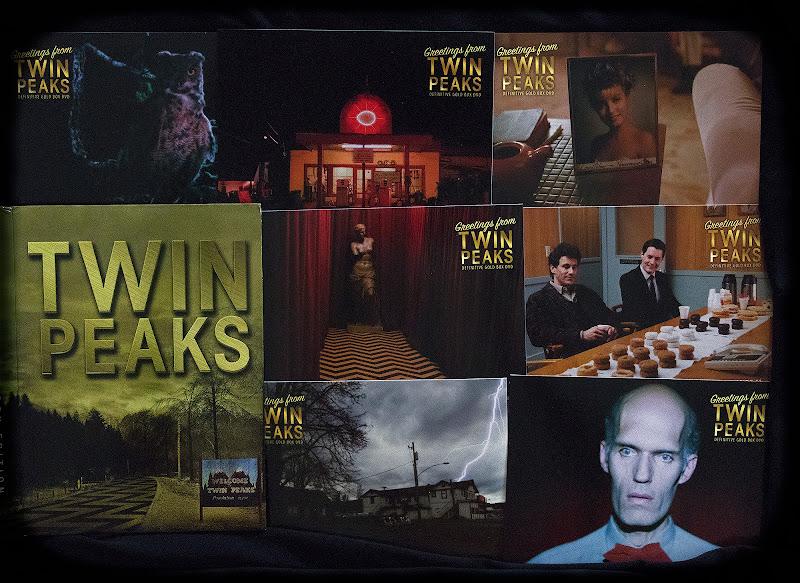 #lynchian - I segreti di Twin Peaks di SG67