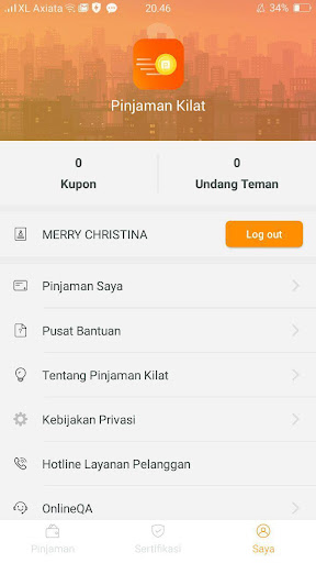 Pinjaman Kilat  screenshots 4