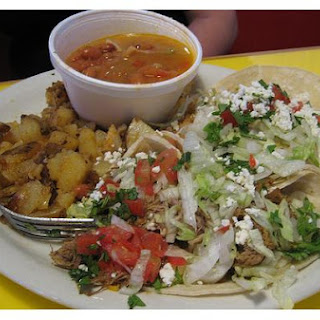 Grilled Fish Soft Tacos.