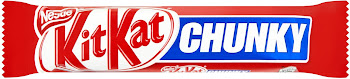 Kitkat Chunky Milk Chocolate Bar - 40g