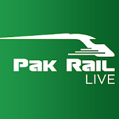 Pak Rail Live - Tracking app of Pakistan Railways