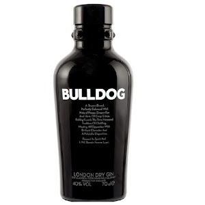 Bulldog London Dry gin Julhès