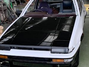 スプリンタートレノ AE86 APEX s60のカスタム事例画像 あひるさんの2019年05月31日20:28の投稿