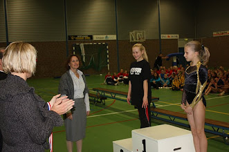 Photo: 3e plaats NK Airtumbling individueel