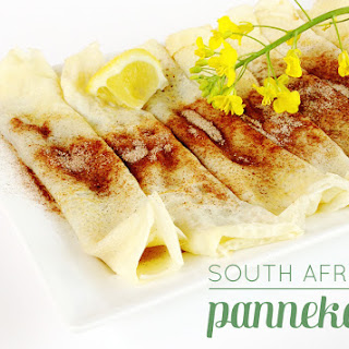 SOUTH AFRICAN PANNEKOEK.
