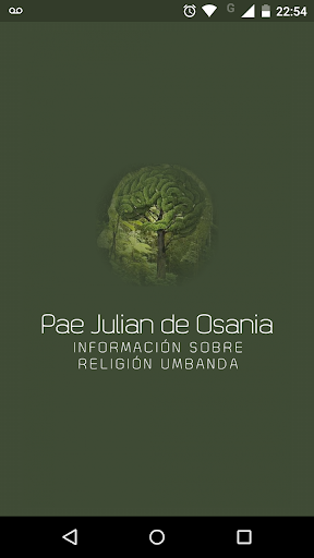 Pae Julian de Osania - Umbanda  screenshots 1