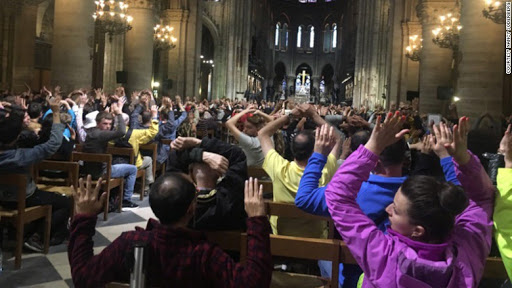 Terror in Paris: Notre Dame cathedral attacked by Muslim man