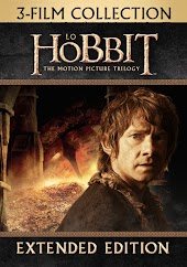 Lo Hobbit Extended Edition Trilogy - 3 film collection