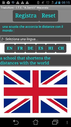 Traduttore free 1.0 screenshots 2