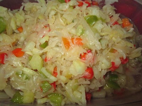 Very Yummy Kraut Salad Recipe