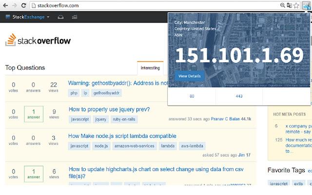 NetDB IoT Search Engine