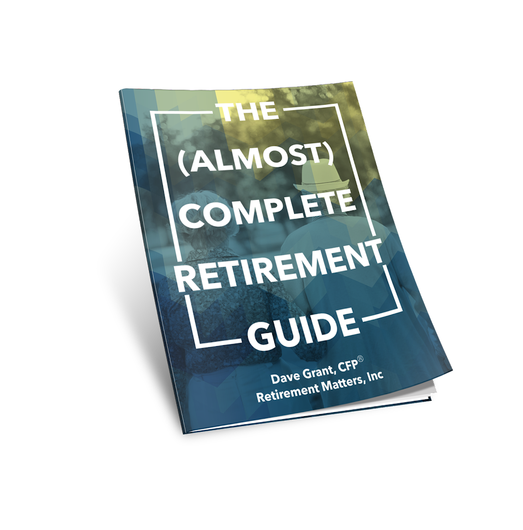 Almost Complete Retirement Guide cover