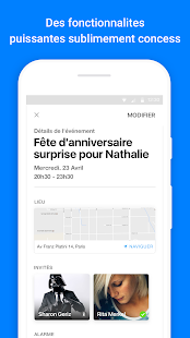 Any.do: liste des tâches, Calendrier, Rappels Capture d'écran