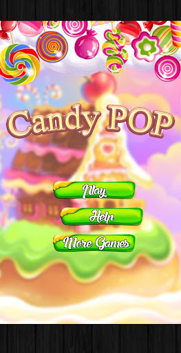 Candy POP - Bubble Shooter Lite Edition android2mod screenshots 1