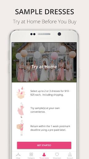 d258259652b ... Azazie  Wedding   Bridesmaid   Flower Girl Dresses screenshot 3 ...