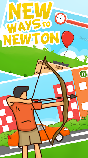 New Ways to Newton  captures d'écran 2