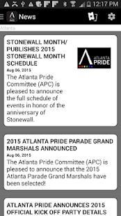 Atlanta Pride- screenshot thumbnail