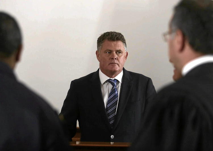 Murder accused property mogul Jason Rohde. File photo.