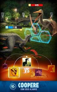 Jurassic World Alive Apk Mod Energia Infinita + VIP 4