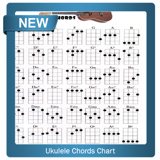App Insights Ukulele Chords Chart Apptopia