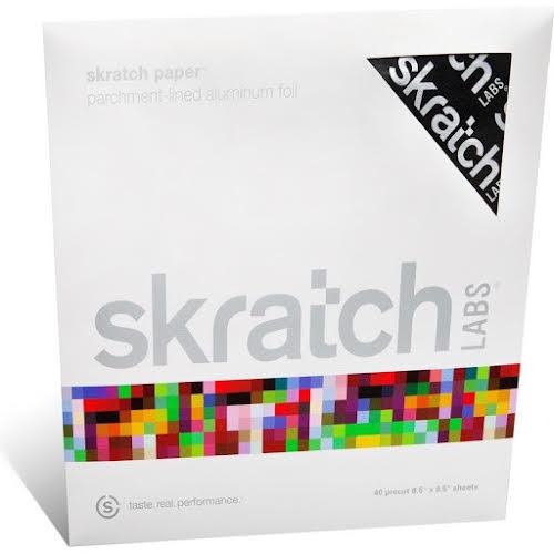 Skratch Labs Skratch Paper: Black, 40 Sheets