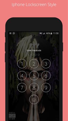Download Lockscreen for XXXtentacion MOD APK 2