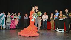 Los ganadores del Concurso de Danza.