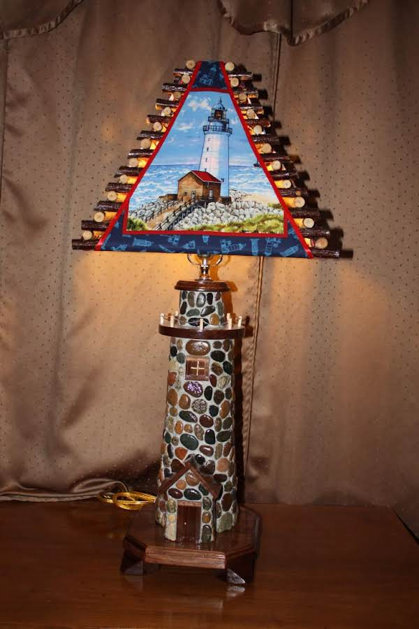 My Sister Makes Lamps