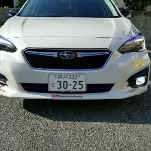 インプレッサ スポーツ GT6 2.0i-S EyeSightのカスタム事例画像 athuyukiさんの2018年10月19日04:52の投稿