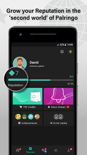 Palringo Group Messenger screenshot 5