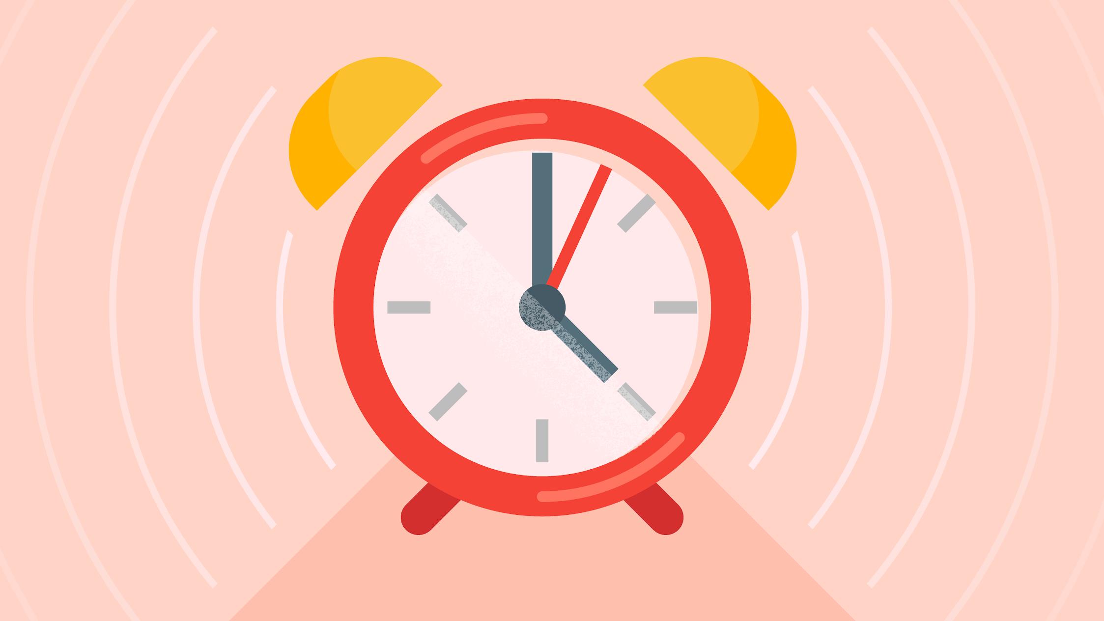 Sulit Bangun Pagi? Coba ke-5 Alarm ini!