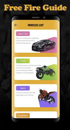 Guide For Free Fire Diamond 2020 1.0 screenshots 5
