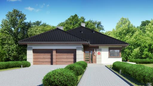 projekt Dom przy Pastelowej 12
