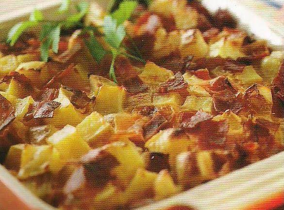 Easy Cheesy Potatoes Recipe