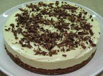 Baileys And Chocolate Cheese Cake Recipe