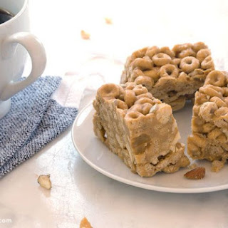 Peanut Butter Cereal Bars Recipe
