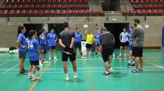 El CD El Ejido Futsal Femenino arranca la temporada