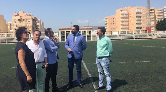 Un millón de euros para reformar por completo el Estadio de la Juventud