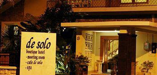 De Solo Boutique Hotel