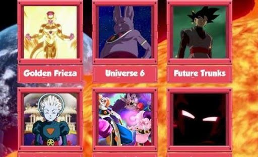 Dragon Ball Super Find the Pair FanMade  screenshots EasyGameCheats.pro 2