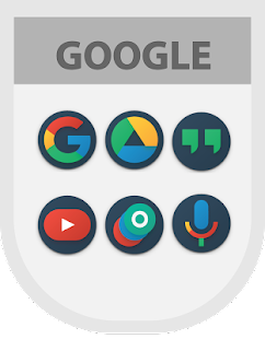 Dark Moon Icon Pack Screenshot