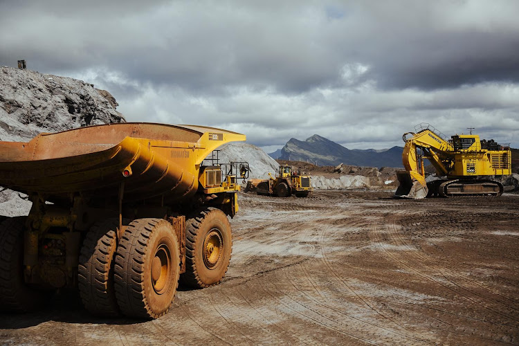 The Minas-Rio iron-ore mine in Brazil led Anglo American to rethink how it finances big projects. Picture: SUPPLIED