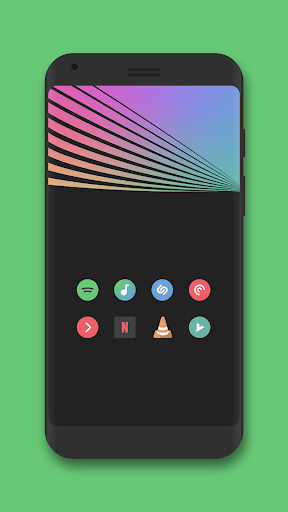 Minimo - Icon Pack  screenshots 3