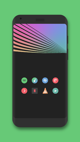 Minimo – Icon Pack v2.1 [Paid]