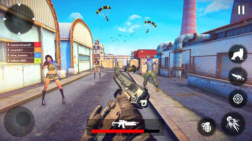Encounter Call For Survival Battlegrounds Duty FPS 6.0 screenshots 5