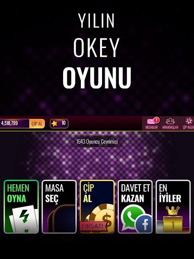 Okey Elit 1.6.8 screenshots 9