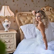 Wedding photographer Artem Grebenev (Grebenev). Photo of 14.02.2017