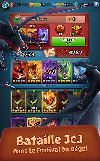 Dragons: Titan Uprising captures d'u00e9cran 2