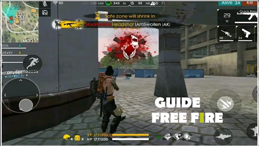 Guide For Free Fire :Tips For Free Fire Diamond screenshot 1